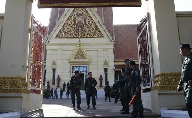Sąd Najwyższy w Kambodży rozwiązał główną partię opozycyjną
