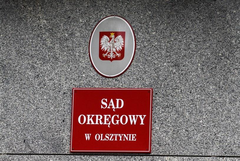Sąd Okręgowy w Olsztynie /Artur Szczepański /Reporter