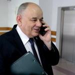 Sąd: Płk Mazguła popełnił wykroczenie podczas protestu, ale nie będzie ukarany