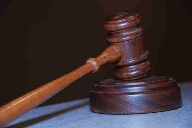 Sąd skazał  Todda Alana Cooka na 18 miesięcy więzienia Fot. Jason Morrison /stock.xchng