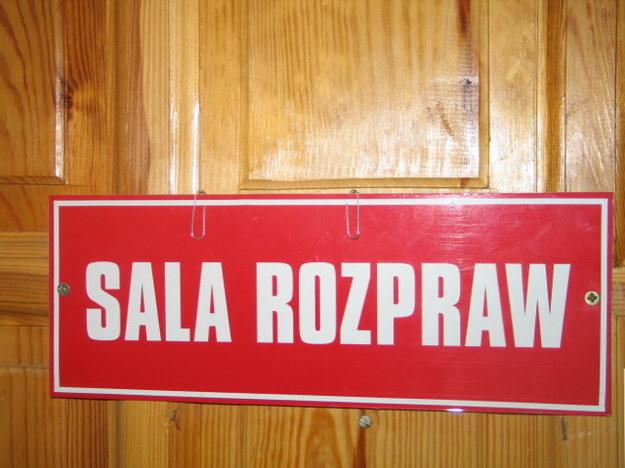 Sąd stwierdził niewaznośc komunistycznego wyroku (zdjęcie ilustracyjne) /Paweł Żuchowski /RMF FM