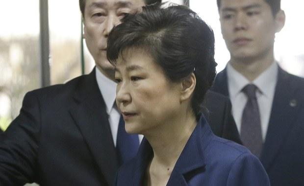 Sąd wydał nakaz aresztowania b. prezydent Korei Południowej