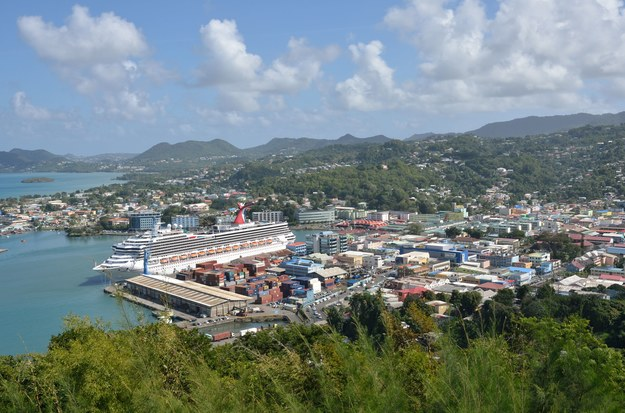 Saint Lucia - maleńka wyspa na Karaibach /123/RF PICSEL