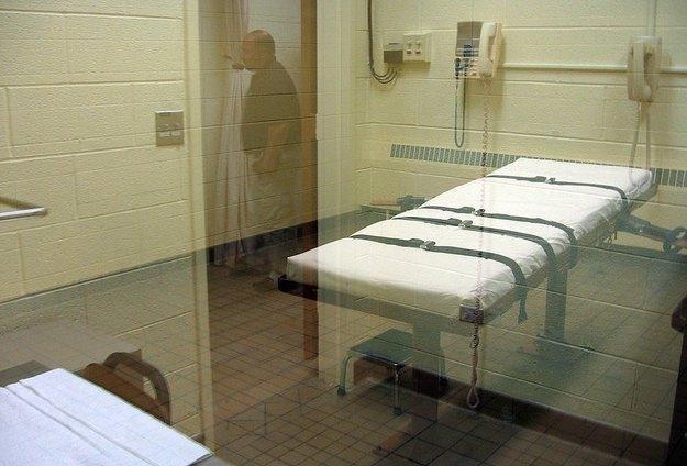 Sala egzekucji - Ohio, USA /AFP