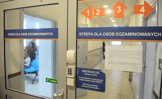 Sale egzaminacyjne zaczynają świecić pustkami / Fot: Jan Bielecki /East News