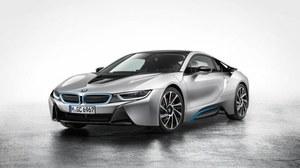 Salon Frankfurt 2013 - BMW i8