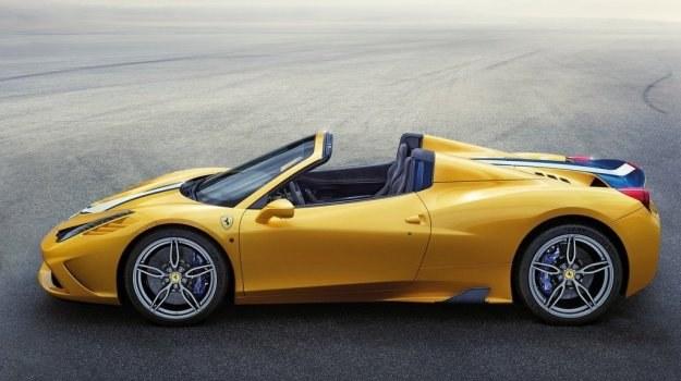 Salon Paryż 2014 - Ferrari 458 Speciale Aperta /Ferrari