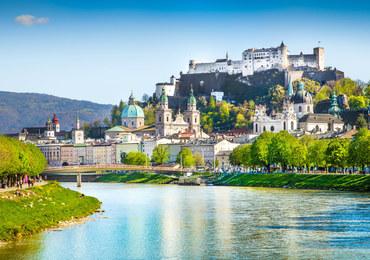 Salzburg. Perła kultury u stóp nigdy niepokonanej fortecy