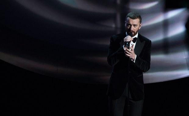 Sam Smith o występie na oscarowej gali: Najgorszy moment w moim życiu