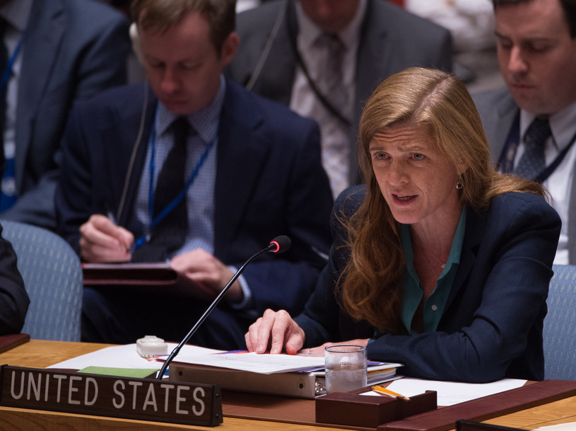 Samantha Power /AFP