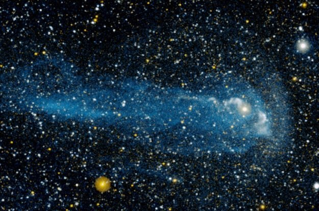 Sami w tak wielkim wszechświecie? Niemożliwe! /NASA