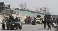 """Samobójczy zamach w Kabulu. """"To przesłanie dla szefa Pentagonu"""""""