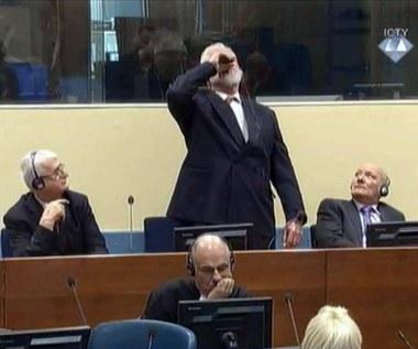 Samobójstwo chorwackiego generała: Są wyniki wewnętrznego śledztwa Trybunału ONZ