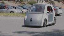 Samochód, który jeździ bez kierowcy