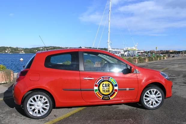 Samochód Roku 2006 - Renault clio / Kliknij /INTERIA.PL