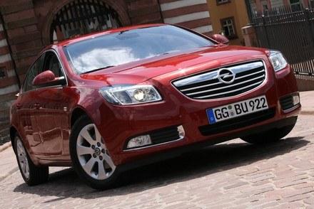 Samochód roku 2009 - opel insignia /INTERIA.PL