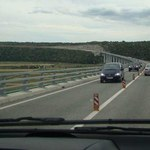 Samochodem  do Chorwacji.  W drodze tankujemy