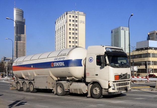 Samochodów na gaz przybyło, ale... / Fot: Włodzimierz Wasyluk /Reporter