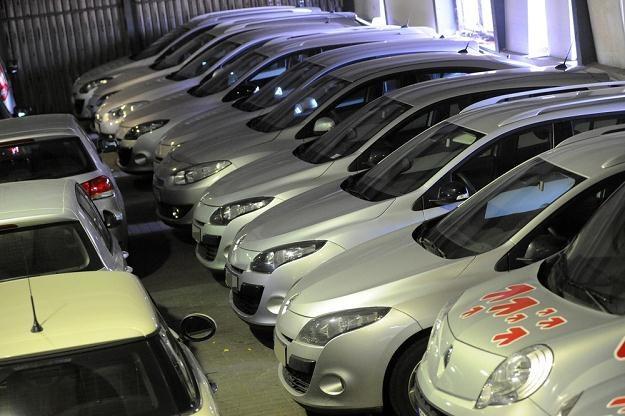 Samochody, które trafią na aukcję / Fot: Wojciech Stróżyk /Reporter