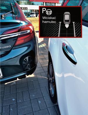 samoczynne parkowanie /Motor