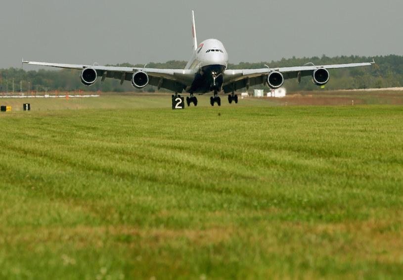 Samolot lądował awaryjnie w kanadyjskim Vancouver (zdj. ilustracyjne) /MARK WILSON / GETTY IMAGES NORTH AMERICA /AFP