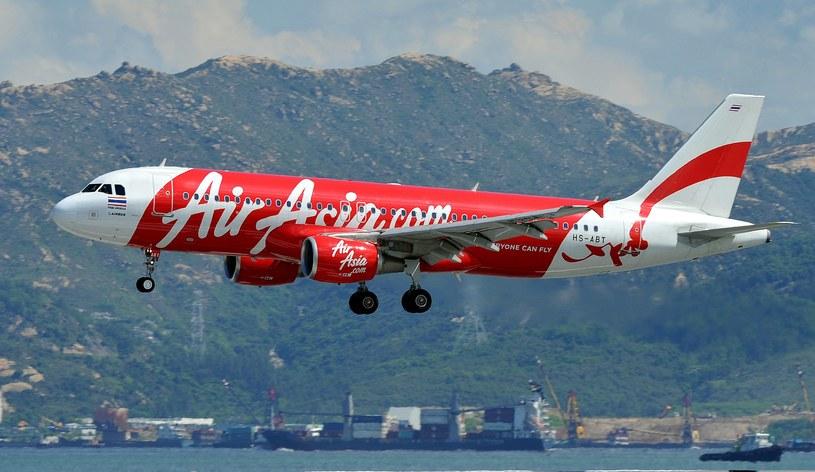 Samolot linii AirAsia (zdj. ilustracyjne) /AFP