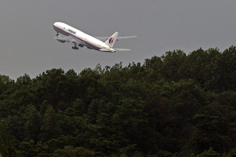 Samolot linii Malaysia Airlines startuje z lotniska w Kuala Lumpur (zdjęcie ilustracyjne) /AHMAD YUSNI /PAP/EPA