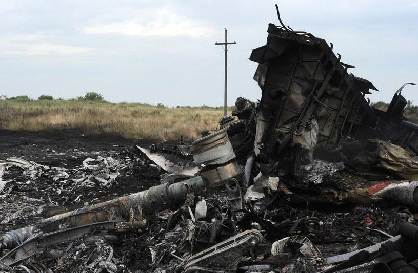 Samolot Malaysia Airlines leciał z Amsterdamu do Kuala Lumpur z 298 osobami na pokładzie /AFP