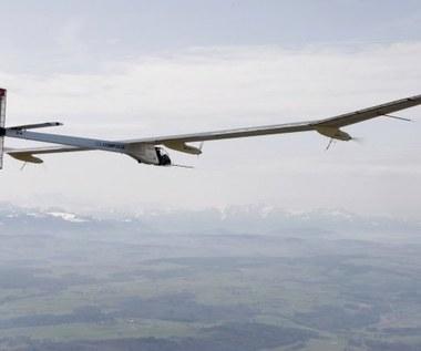 Samolot na energię słoneczną