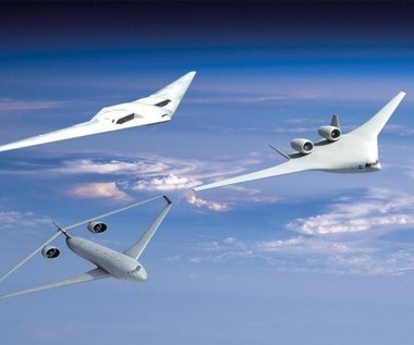 Samolot pasażerski 2025 roku