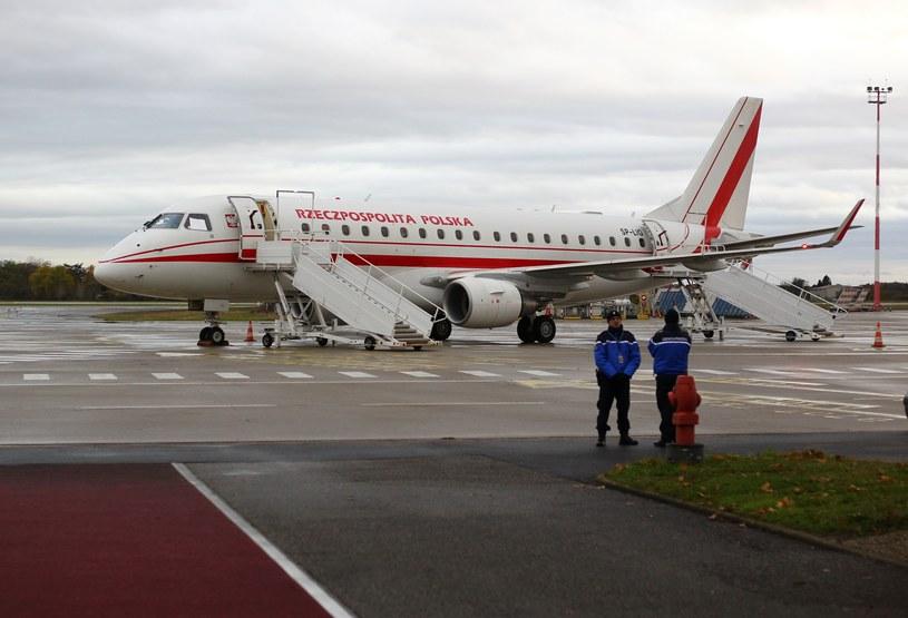 Samolot rzadowy / zdj. ilustracyjne /Stanisław Kowalczuk /East News