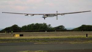 Samolot solarny ukończył kolejny etap lotu dookoła świata