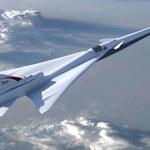 Samolot supersoniczny NASA i Lockheed Martin coraz bliżej