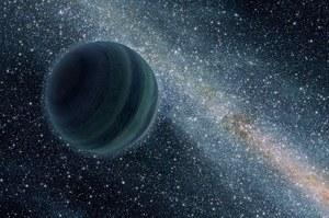Samotna planeta w kosmicznym sąsiedztwie