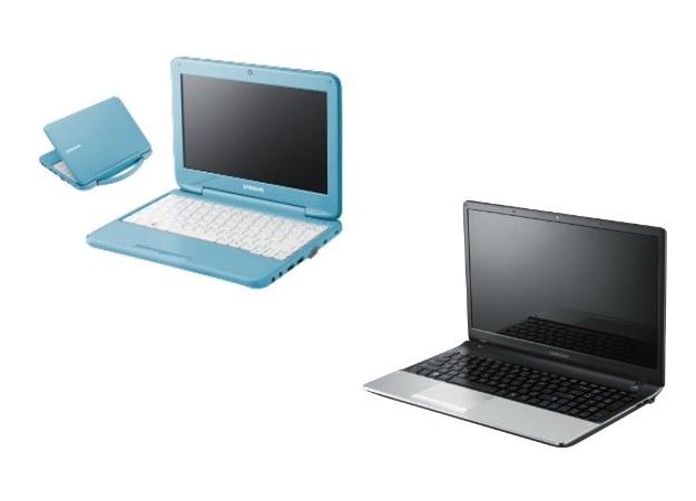 Samsung 100N oraz Samsung 300E - czy to jedna z możliwych kombinacji szkolnych /materiały prasowe