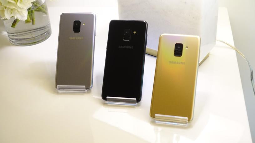 Samsung A8 /INTERIA.PL