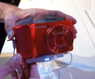 Samsung: Aparat fotograficzny Galaxy Camera