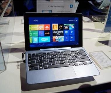 Samsung Ativ - rzut okiem na nowe Windowsy