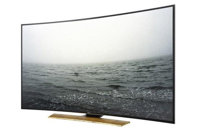 Samsung Curved UHD /materiały prasowe