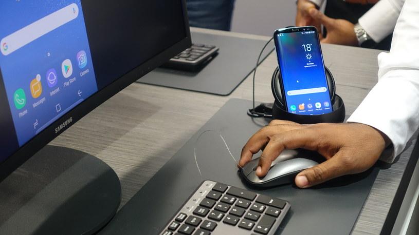 Samsung Dex /INTERIA.PL