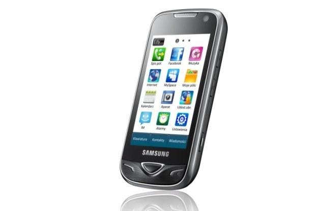 Samsung DUOZ B7722 /materiały prasowe