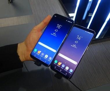 Samsung Experience 9.0 dla użytkowników Galaxy S8 i S8+ w Polsce