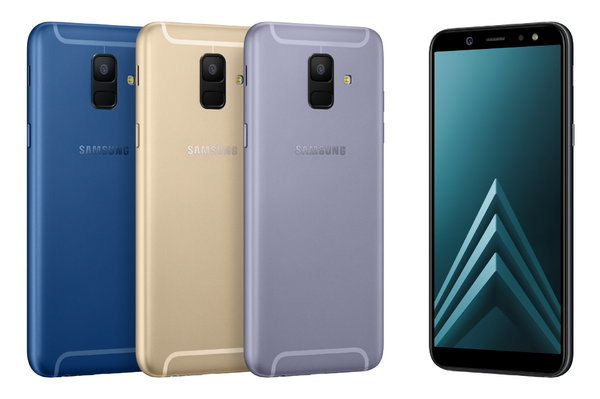 Samsung Galaxy A6+ i A6 /materiały prasowe