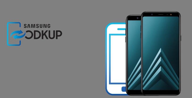 Samsung Galaxy A6 i A6+ /materiały prasowe