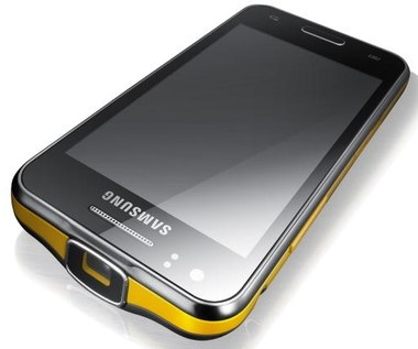Samsung Galaxy Beam - smartfon z projektorem
