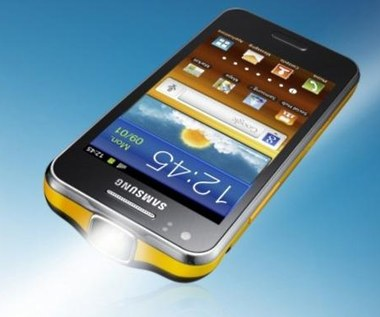 Samsung Galaxy Beam z projektorem trafia na wyprzedaż