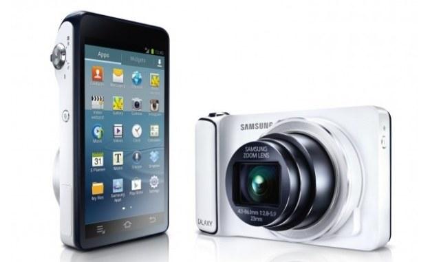 Samsung Galaxy Camera to nietypowe połączenie - pomysł ciekawy, ale ile osób z niego skorzysta? /materiały prasowe