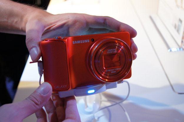 Samsung Galaxy Camera /INTERIA.PL