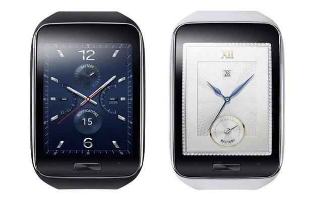 Samsung Galaxy Gear S /materiały prasowe