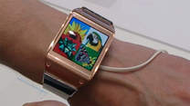 Samsung Galaxy Gear – zegarek XXI wieku